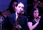 DIVA Jazz Orchestra at Iridium. Photo by Christoph Doerbeck