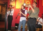 My introduction to dixieland jazz was with the Cliftones back in Cincinnati, Ohio!